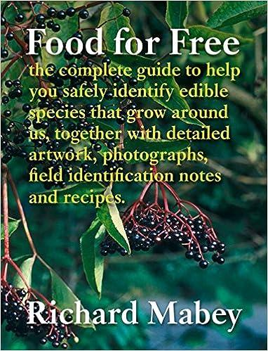 Food For Free Amazon Co Uk Mabey Richard 9780007438471 Books