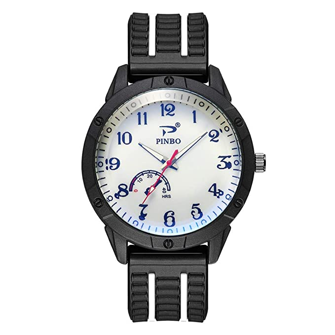 Redbrowm Great Looking Beautiful Watch Hand Wind Price Point