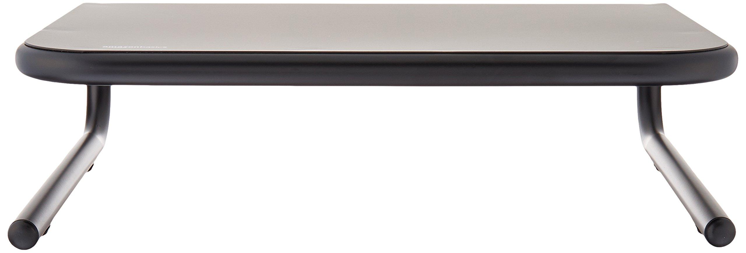 AmazonBasics Metal Monitor Stand - Black by AmazonBasics (Image #5)