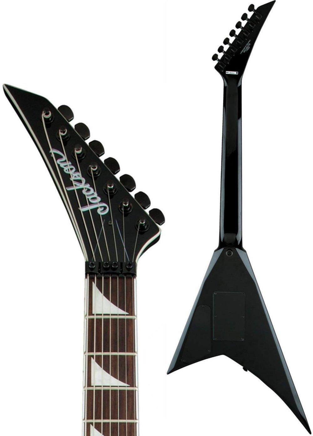Jackson Randy Rhoads X-Serie RRX24-7 GB · Guitarra eléctrica: Amazon.es: Instrumentos musicales
