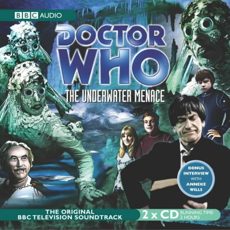 Price comparison product image Doctor Who: The Underwater Menace (BBC Audio Collection)