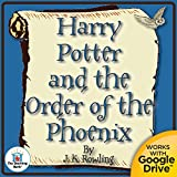 Harry Potter and the Order of the Phoenix Novel Study Unit CD