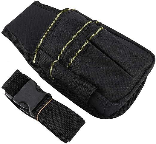 Fdit Tool Waist Pack Garden Portable Multi-Function Tool Waist Bag Cinturón Tool Delantal con Bolsa de Almacenamiento de Herramientas Ajustable: Amazon.es: Hogar