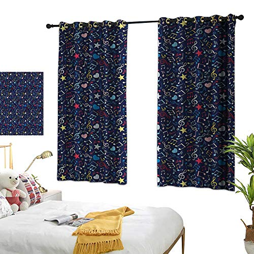 lace Curtains Music,Rhythm in My Heart Design 63