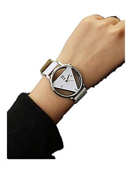 Disfrute de los relojes de pulsera Relojes Cronógrafo Automático Niño Reloj Triangular, 2: Amazon.es: Deportes y aire libre