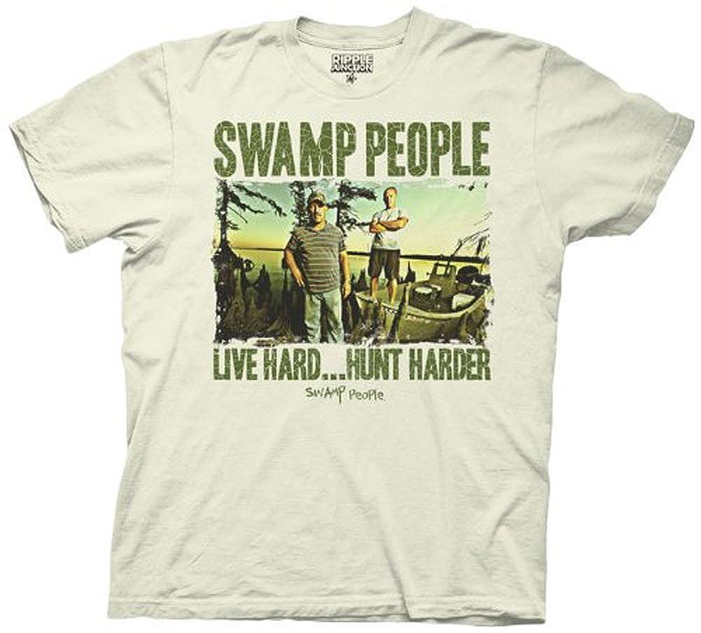 Swamp People Pantano personas vivir duro. caza más natural ...