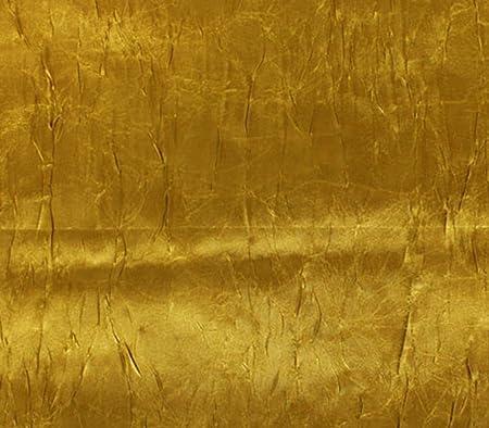 Tela de raso Charmeuse picado oro/55