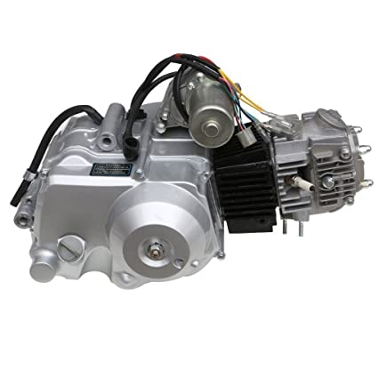 Amazon com: TDPRO 125cc Engine 4 Stroke Motor Semi-Auto for Honda