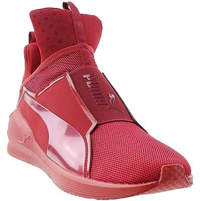 PUMA Mens Fierce Core Mono Casual Sneakers, | Basketball