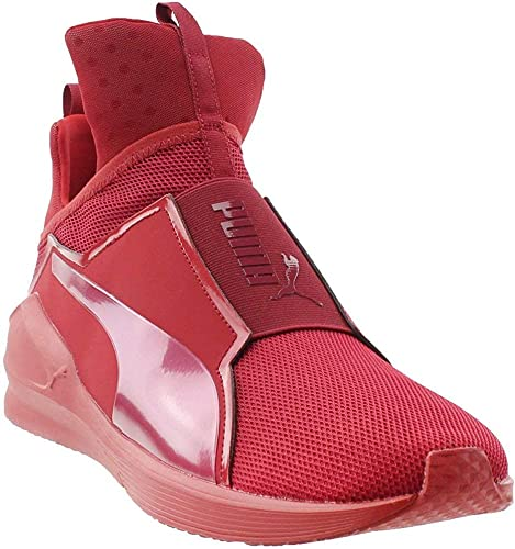 PUMA Mens Fierce Core Mono Casual Sneakers,
