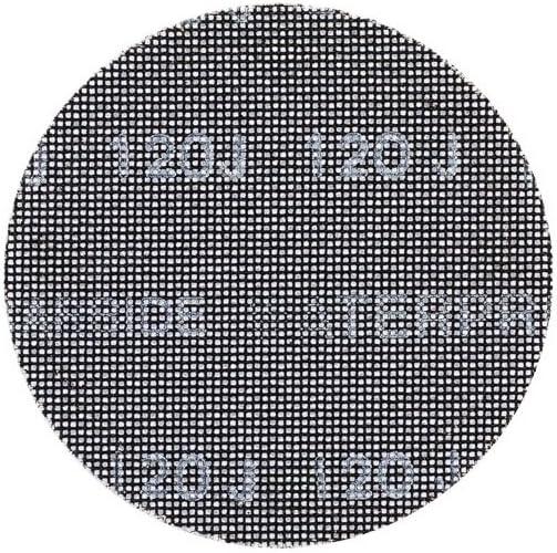 125 mm Dewalt DTM3105-QZ Abrasif Treillis K120 5 Pi/èces Gris