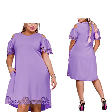 Women Dress Plus Size 6XL Vestidos Ladies Female Summer ...