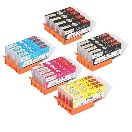 Win-Tinten - Cartuchos de tinta de repuesto para impresoras Canon ...