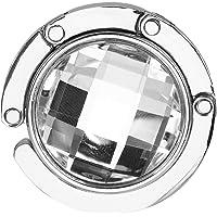 Portátil de aleación de Cristal Titular del Monedero
