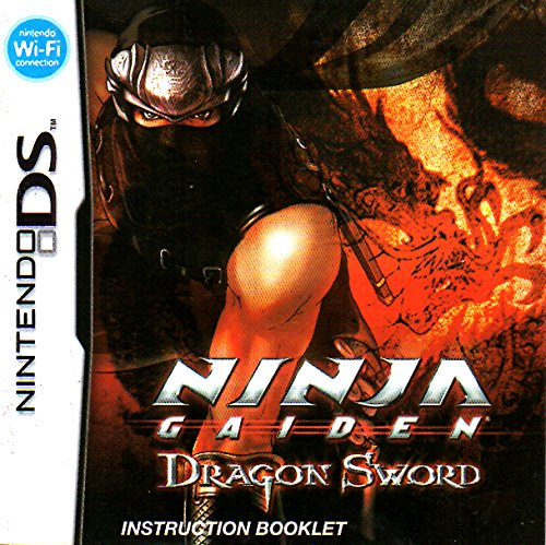 Amazon.com: Ninja Gaiden - Dragon Sword DS Instruction ...