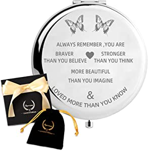 ARTSUN Graduation Gifts for Her,Sister Gifts from Sister,Spiritual Inspirational Gifts for Women,for Her Birthday,Personalized Gifts for Daughter,Limited Edition(Always Remember)