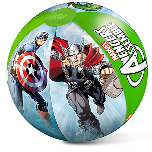 Avengers - Balón de playa Marvel Avengers Friends: Amazon.es: Jardín