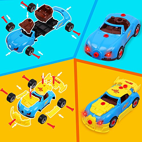 Other Toys Rolytoy Take Apart Racing Car Kids Toys Build Your Own