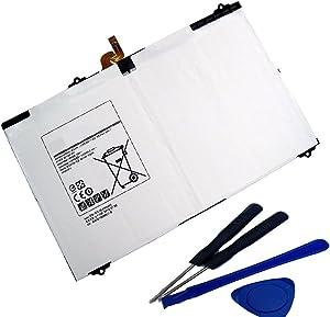 Powerforlaptop Tablet Battery + Repair Tools for Samsung Galaxy Tab S2 9.7 X LTE,WiFi 32GB,S2 Plus WiFi,SM-T815N SM-T810 SM-T819Y SM-T819C SM-T813 SM-T815C SM-T817V SM-T817P SM-T817T EB-BT810ABA