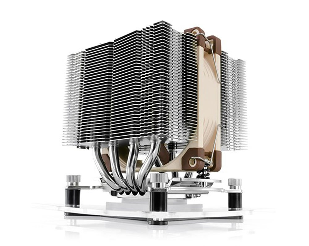 Cpu Cooler Noctua Nh-d9l, Premium Cpu Cooler With Nf-a9 92mm