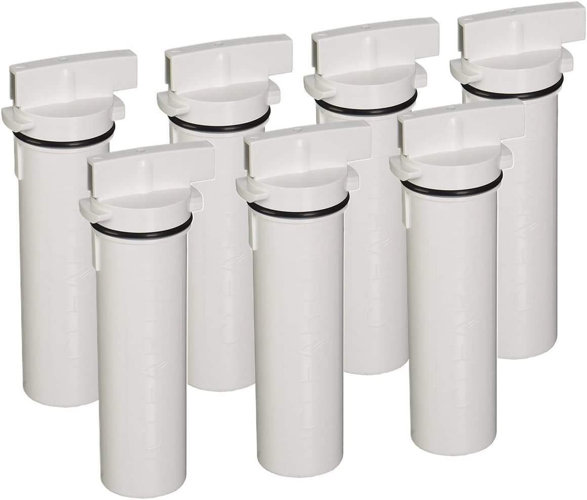 Clear2o Replacement Water Filter made with Solid Carbon Block Filtration Technology (7-Pack)