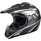 Yescom DOT Outdoor Adult Full Face MX Helmet Motocross Off-Road Dirt Bike Motorcycle ATV XL