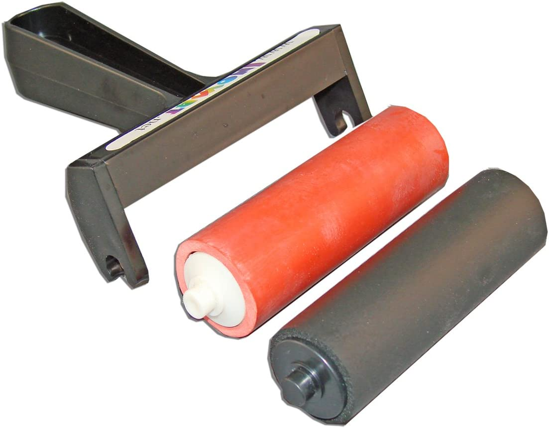 INOVART Snap Out Soft Rubber Brayer