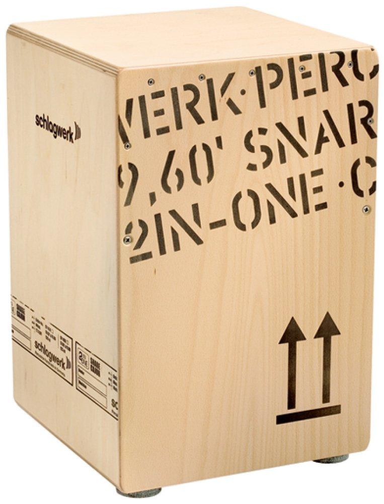 SCHLAGWERK シュラグヴェルク 2 in One カホン SR-CP403 【国内正規品】 ミディアム ナチュラル B005OYNQGW