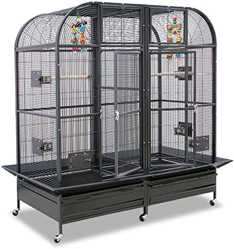 Montana Cages Palace II Aviary XXL with Dividing Wall
