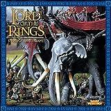 Games Workshop - 99121499010 - Seigneur des Anneaux - Figurine - Mumak D'Harad