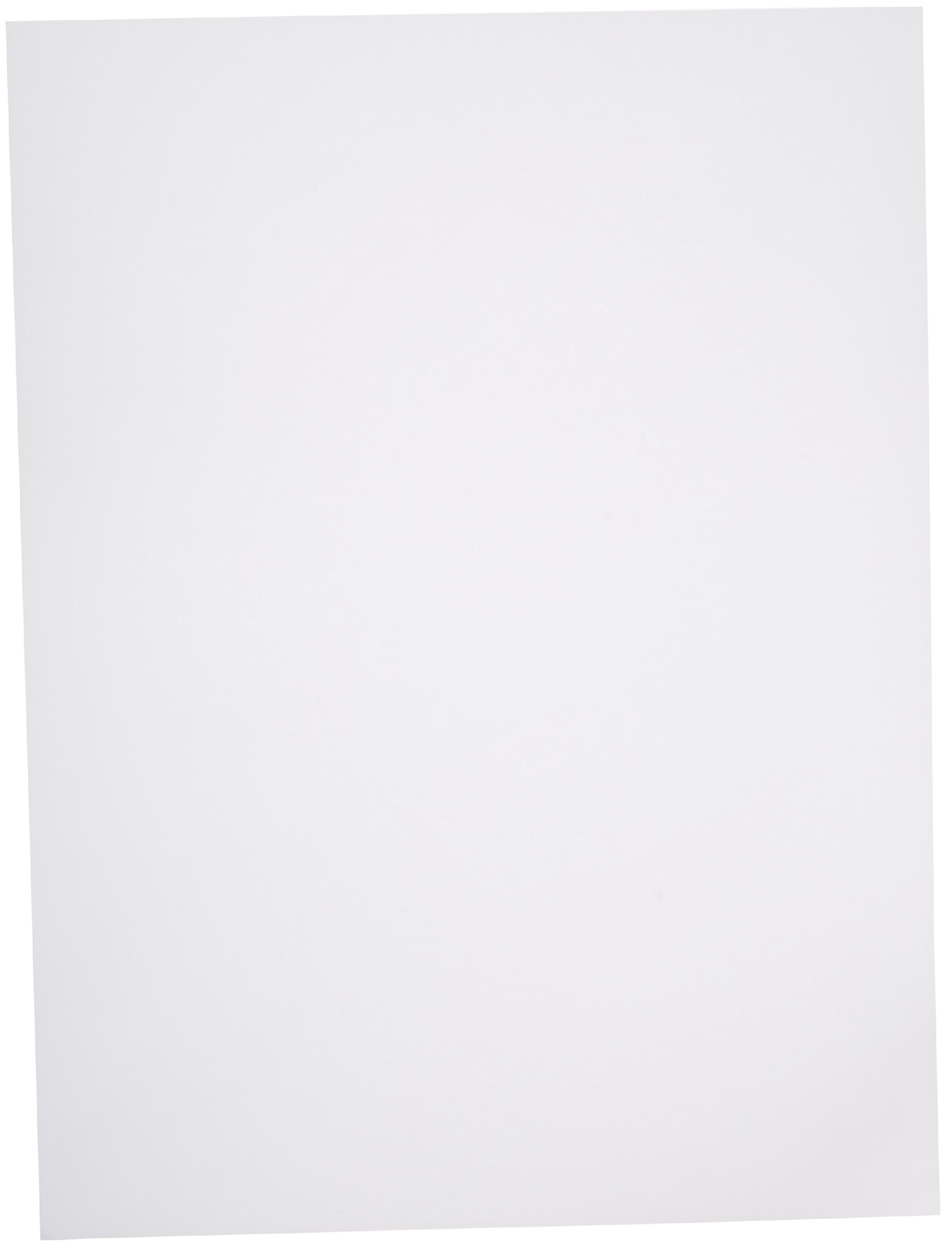 Sax Sulphite Drawing Paper, 50 lb, 18 x 24 Inches, Extra-White, Pack of 500