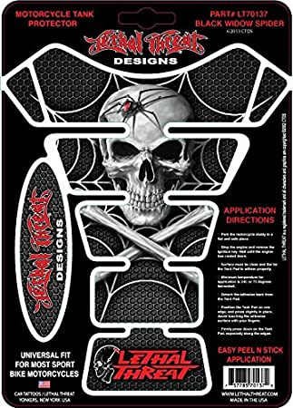 Grim Reaper Lethal Threat LT70109 Tank Pad