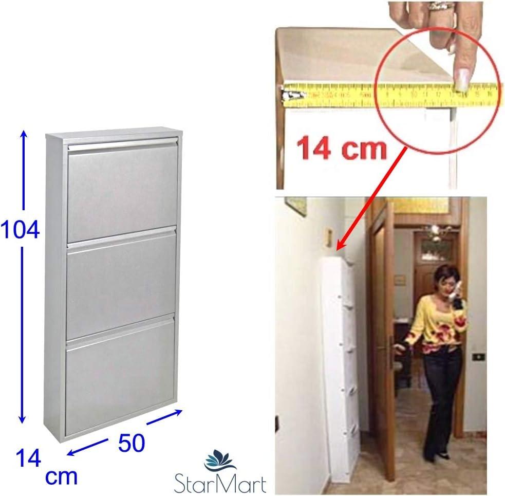 Dimensiones del Slim magik de 3 puertas