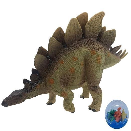 Amazon | Fuerzon 恐竜 ステゴサ...
