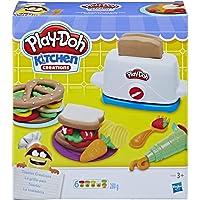 Play-Doh Yaratıcı Mutfağım Ekmek Kızartma Makinesi E0039