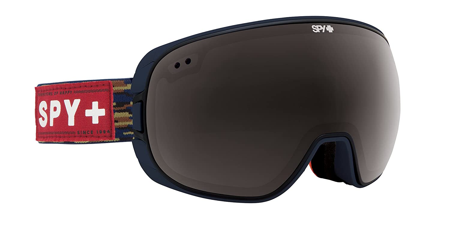 Spy Snow Goggle Doom - Party Fatigue (with/Bonus Lens) - Gafas de esquí, color negro, talla única: Amazon.es: Deportes y aire libre