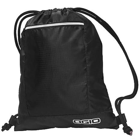 1f1bf1ab6821 ... OGIO 412045.03 Stealth Black Pulse Cinch Pack Backpack save off 00192  121e7 ...
