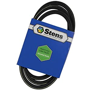 "New Stens OEM Replacement Belt 265-706 Compatible with Hustler with Kawasaki 23-25 HP Engines, Fastrack 48"" and 54"" Decks 600979"