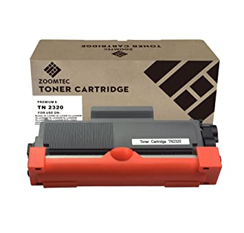 ZOOMTEC TN2320 TN2310 Cartuchos de tóner Compatible para Brother ...
