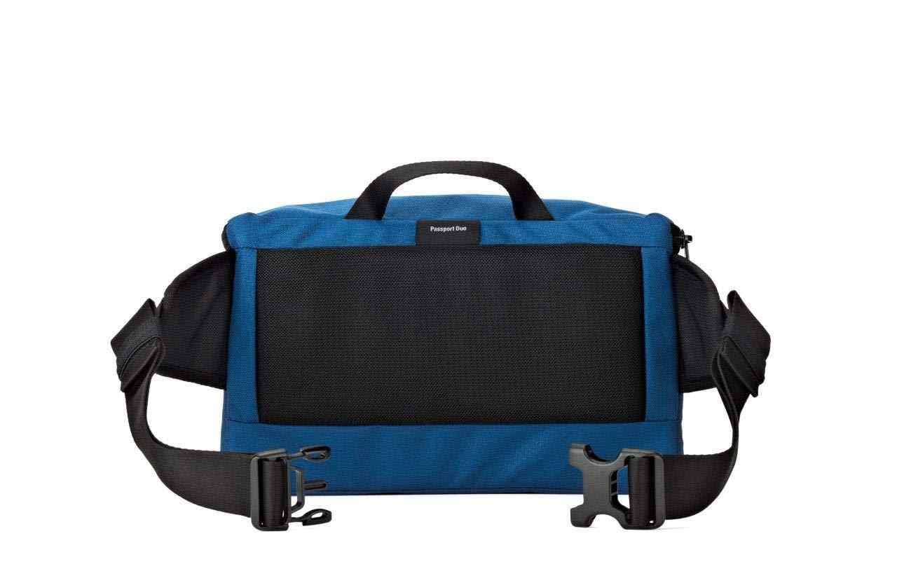 Lowepro LP37022-PWW Sac pour Appareil Photo Horizon Bleu//Bleu Nuit