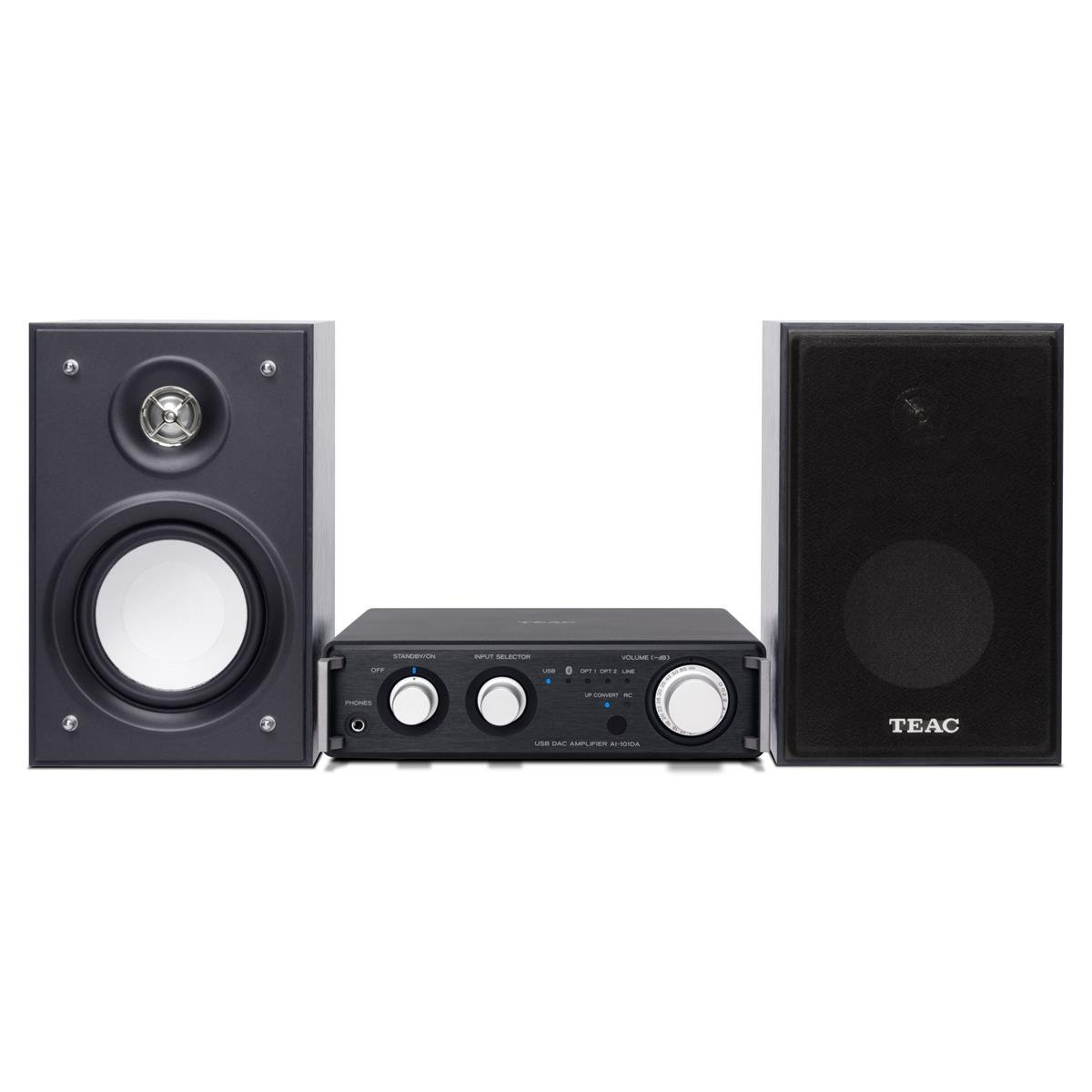 Teac HR-S101-BB High-Resolution Micro System