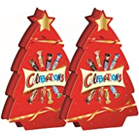 Celebrations Sapin 215 g - Lot de 2