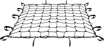 Thule 692 Gepäckträgernetz Für Dachgepäckträger Auto