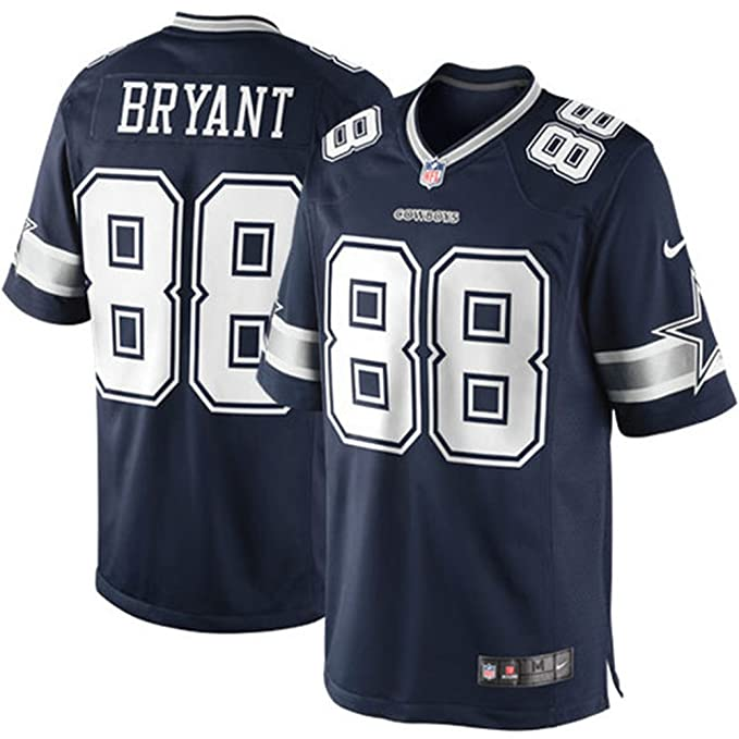wholesale dealer 41032 2a098 Dallas Cowboys 88 Dez Bryant Mens Football Limited Jersey ...