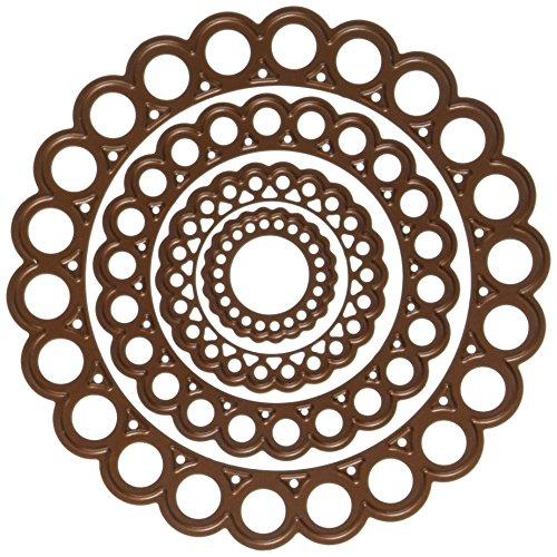 Decorative Elements - Spellbinders Nestabilities Decorative Elements Dies, Beaded Circles