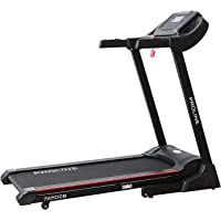 Proline Fitness 74502B 1.5 HP Motorized Treadmill with auto Incline for Fitness Exercise and Workout