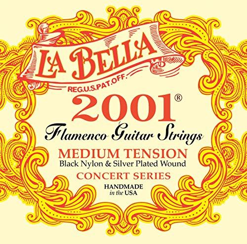 LaBella 2001FM Classic Flamenco Medium