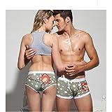 Couples matching underwear, matching underwear for boyfriend and girlfriend, matching wife and husband underwear USA-SALES