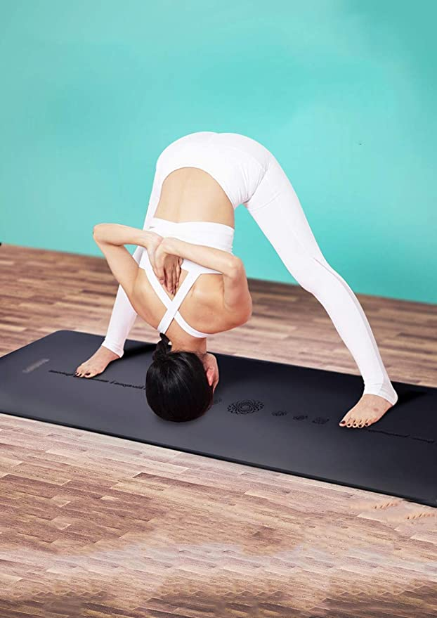 Amazon.com : YXGYJD Pilates Mat Yoga Mat Yoga Fitness Yoga ...