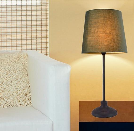 Hrmaoi Amerikanisches Land Kreative Schlafzimmer Nachttischlampen